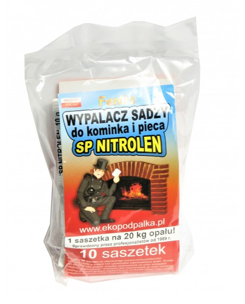 WYPALACZ SADZY SP NITROLEN 10x10g