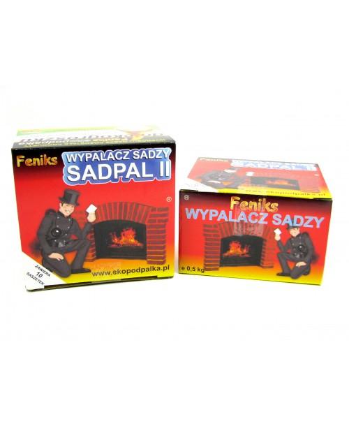 WYPALACZ SADZY SADPAL II 10X50G