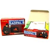 Wypalacz Sadzy Sadpal II 20 saszetek